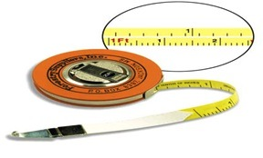 Thước vải đo đường kính cây 283D/5M